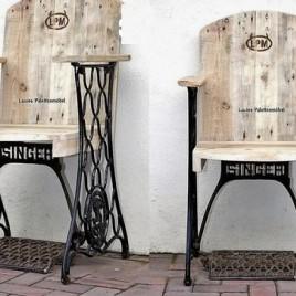 Singer stolička