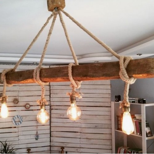 Ceiling lamp ROPE