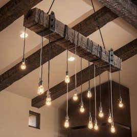 Ceiling lamp INDUSTRY-M