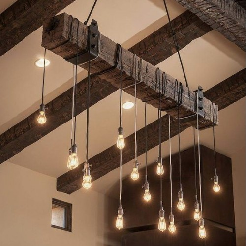 Ceiling lamp INDUSTRY-M