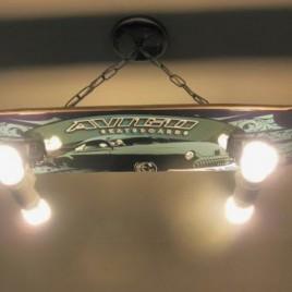 Ceiling lamp SKATE
