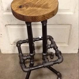 Industry bar chair OAK
