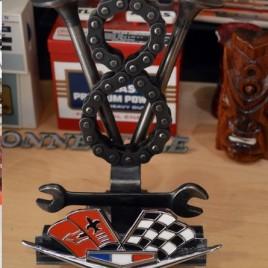 Race trophy V8