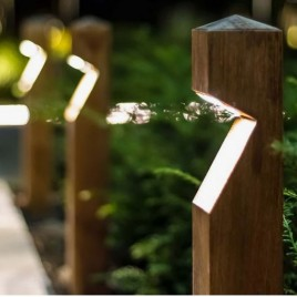 Garden light MIRROR