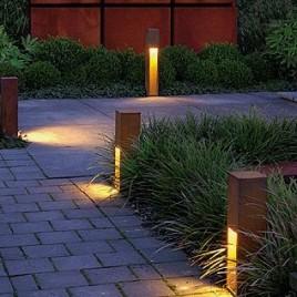 Záhradná lampa TRIAN